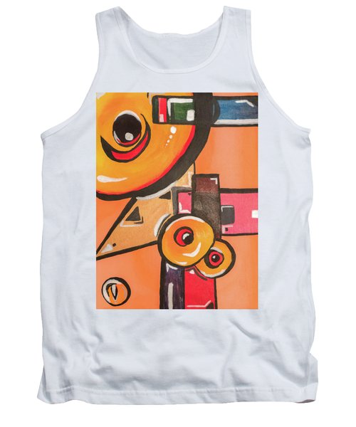 Heat Seek Tank Top