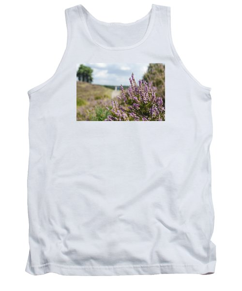 Heather Tank Top