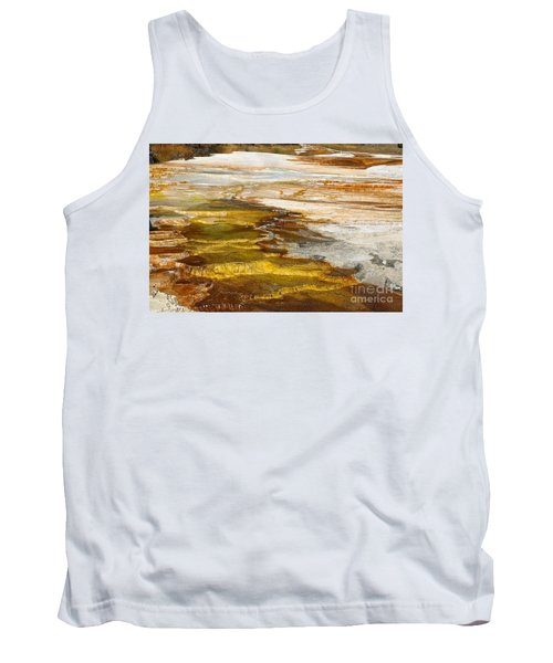 Tank Top featuring the photograph Heavens Staircase by Robert Pearson