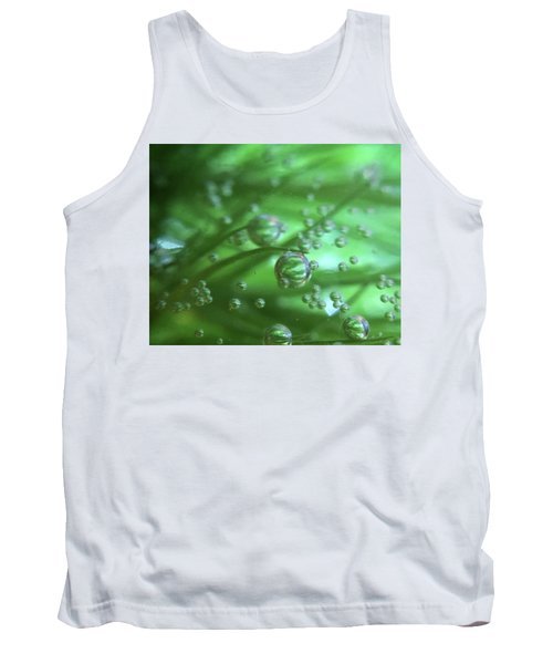 Heavy Traffic On The 10 Tank Top