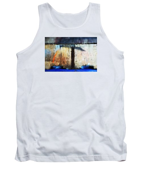 Tank Top featuring the photograph Heavy Wait by Newel Hunter