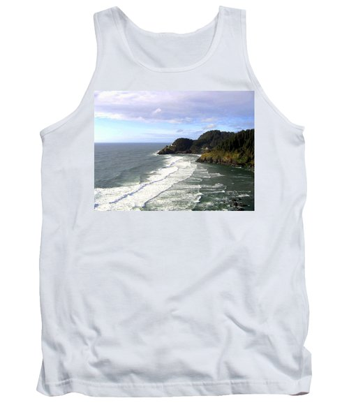 Heceta Head Lighthouse  Tank Top