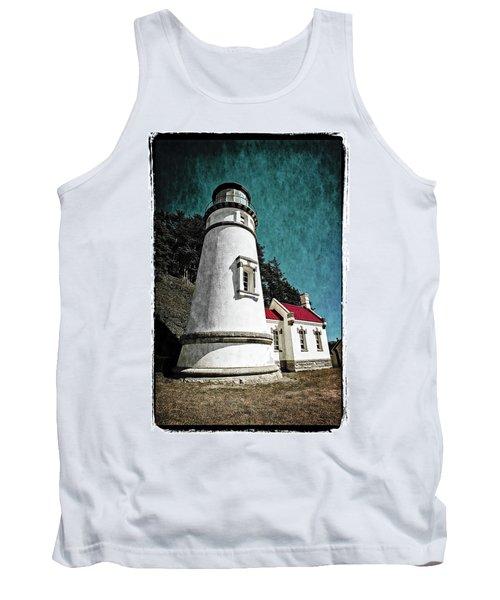 Hecitia Head Lighthouse Tank Top