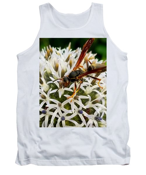 Hello, Wasp Tank Top