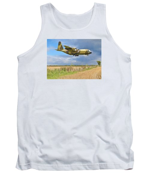 Tank Top featuring the photograph Hercules Xv222 by Paul Gulliver