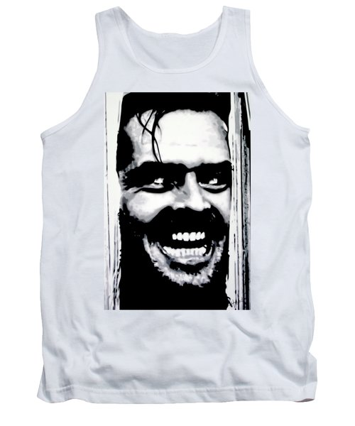 Heres Johnny Tank Top