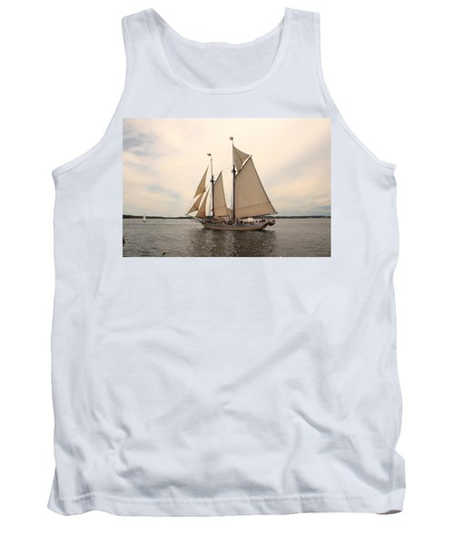Heritage In Penobscot Bay Tank Top