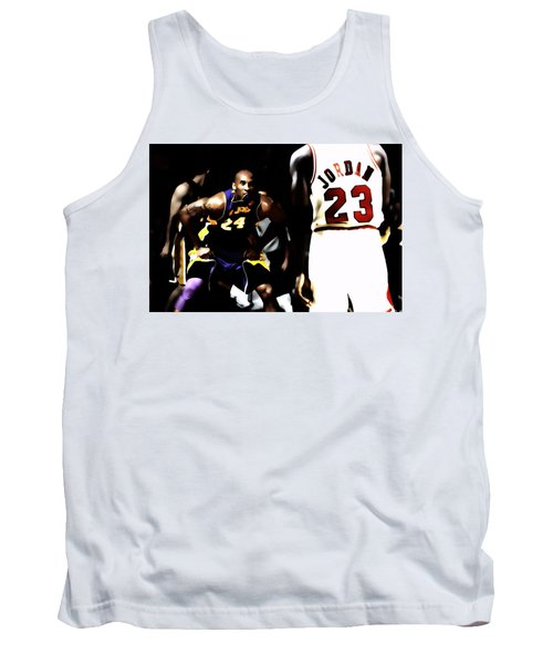Heroes Come And Go But Legends Are Forever Tank Top