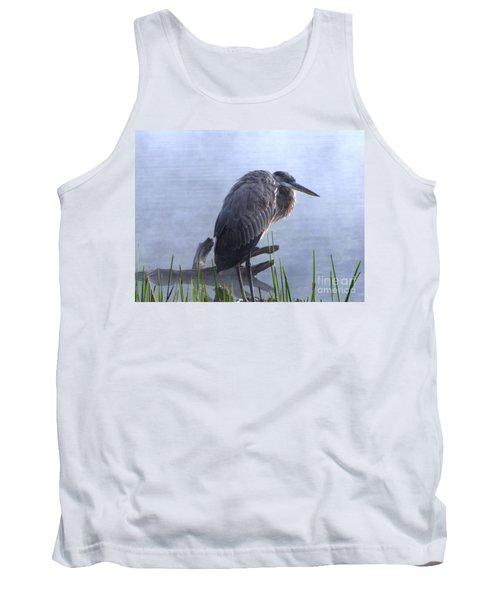 Heron 5 Tank Top