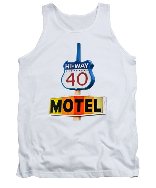 Hi-way 40 Motel Tank Top