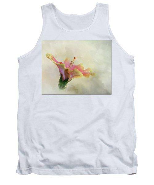 Hibiscus Art Tank Top