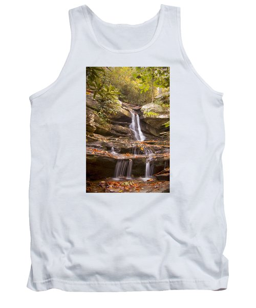 Hidden Falls Of Danbury, Nc Tank Top