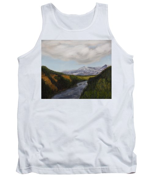 Hidden Mountains Tank Top