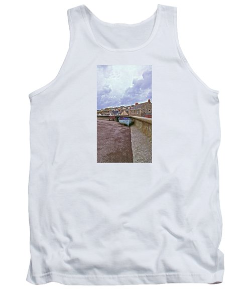 Tank Top featuring the photograph High And Dry by Anne Kotan