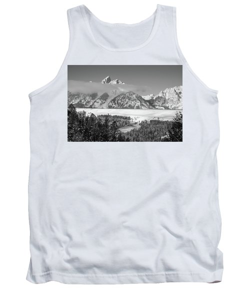 High Band Tank Top