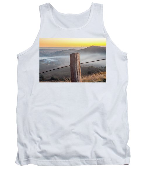 Tank Top featuring the photograph High Country by Az Jackson