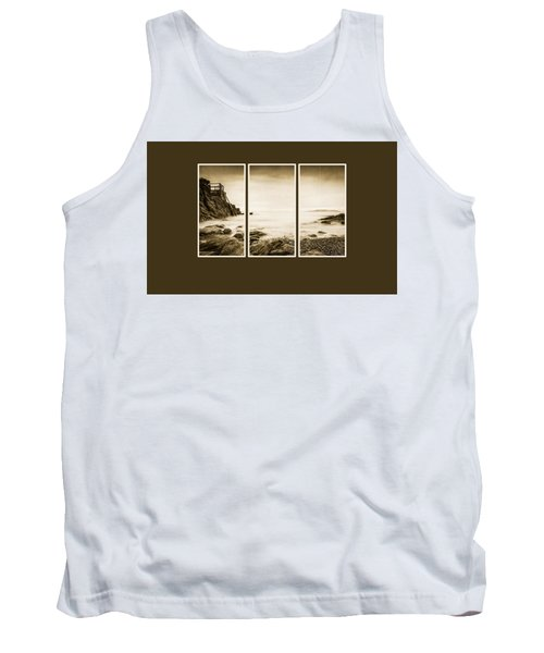 High Rock Triptych Tank Top