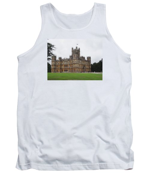 Highclere Castle Tank Top