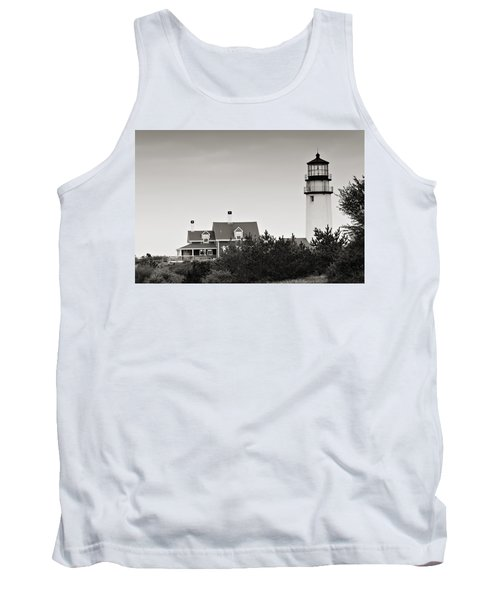 Highland Light At Cape Cod Tank Top