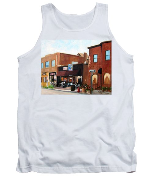 Highland Park Nj Tank Top