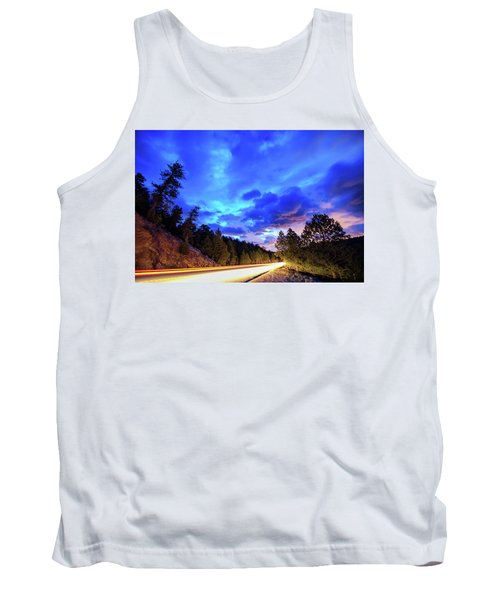 Highway 7 To Heaven Tank Top by James BO Insogna