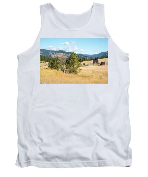Highway 97 Ranch Memories Tank Top