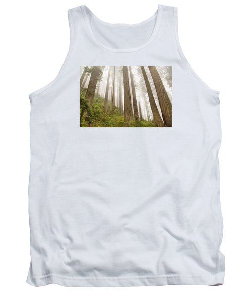 Hike Through The Redwoods Tank Top