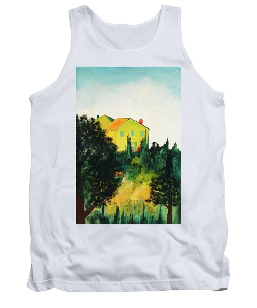 Hillside Romance Tank Top