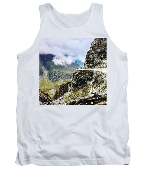 Himalayan Roads Are Good For Your Tank Top