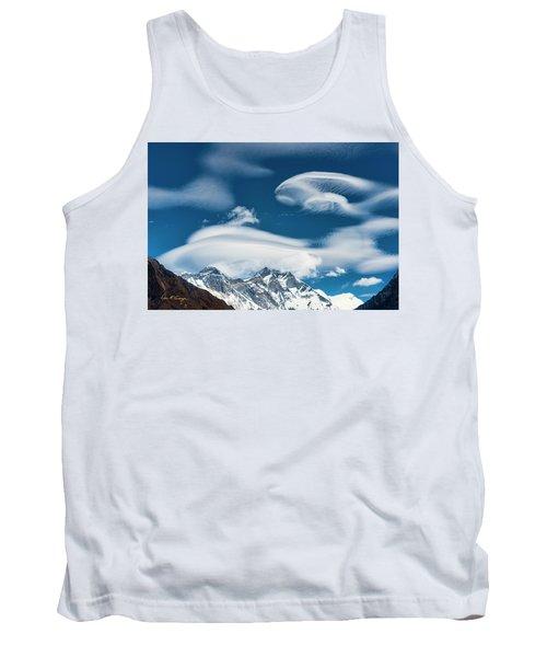 Himalayan Sky Tank Top