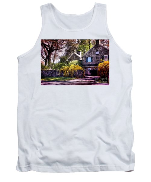 Historic 1889 Home Tank Top