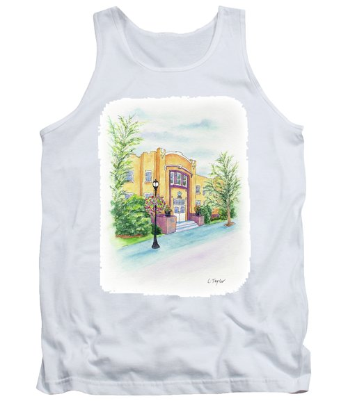 Historic Armory Tank Top