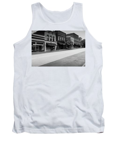 Historic Buford Downtown Area Tank Top