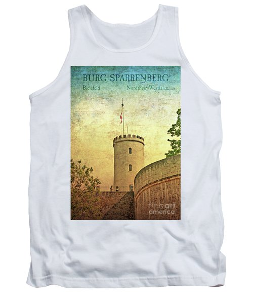 Historic Landmark Sparrenberg Castle Tank Top