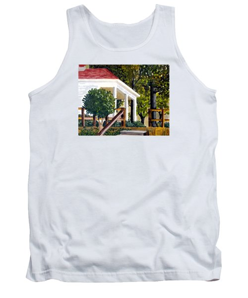 History Still Stands Tank Top