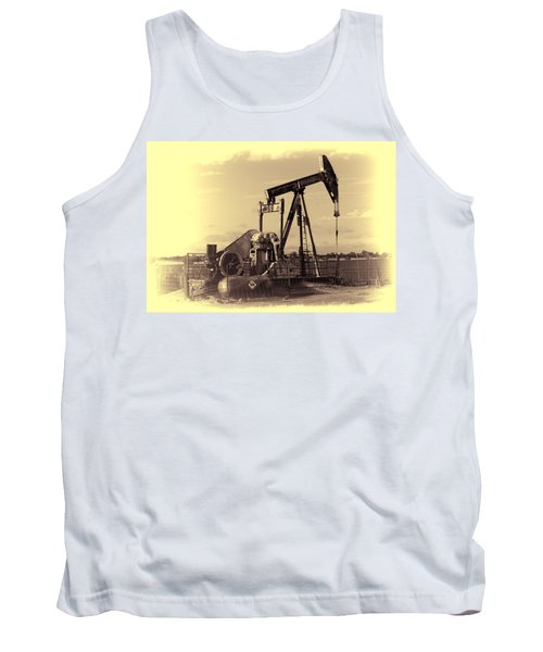 Hit And Miss Tank Top