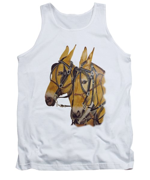 Hitched #2 Tank Top by Gary Thomas