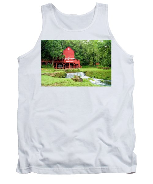 Hodgson Water Mill Tank Top by Cricket Hackmann