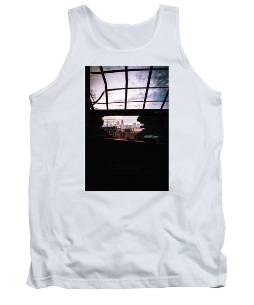 Hole In The Wall Tank Top