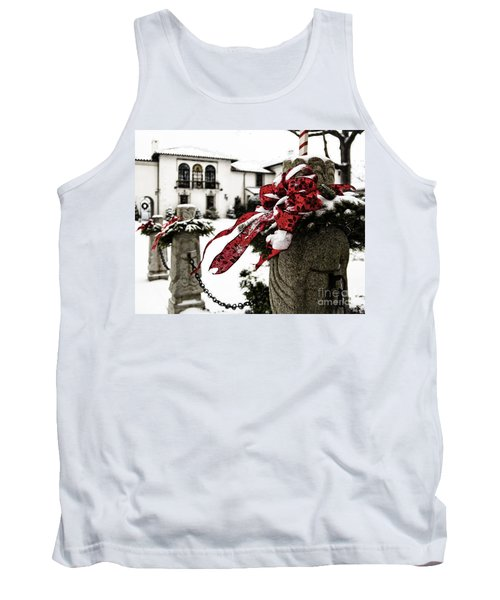 Holiday Home Tank Top