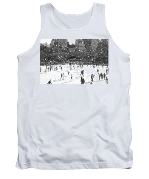 Holiday Skaters Tank Top