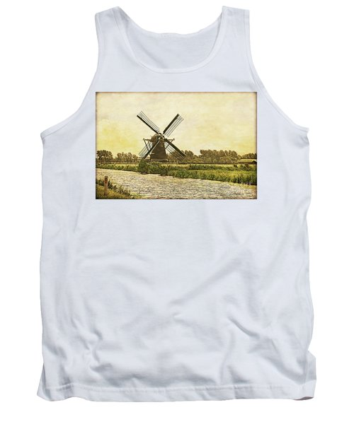 Holland - Windmill Tank Top