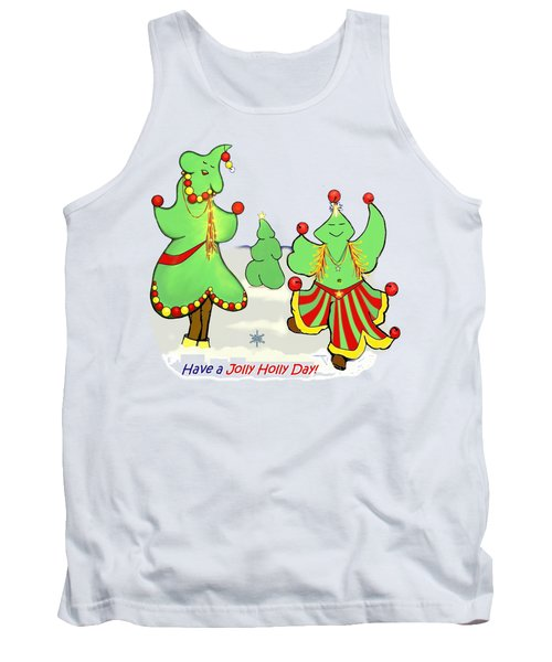 Holly Day Shirt For Children Tank Top