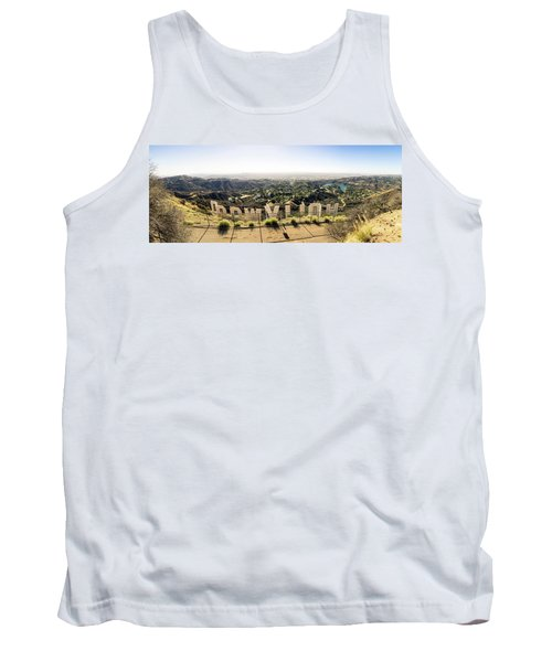 Hollywood Tank Top by Michael Weber