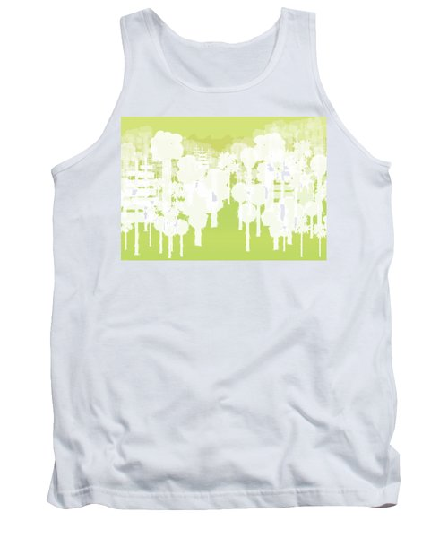 Holy Vale Tank Top by Kevin McLaughlin