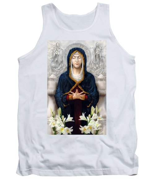 Holy Woman Tank Top