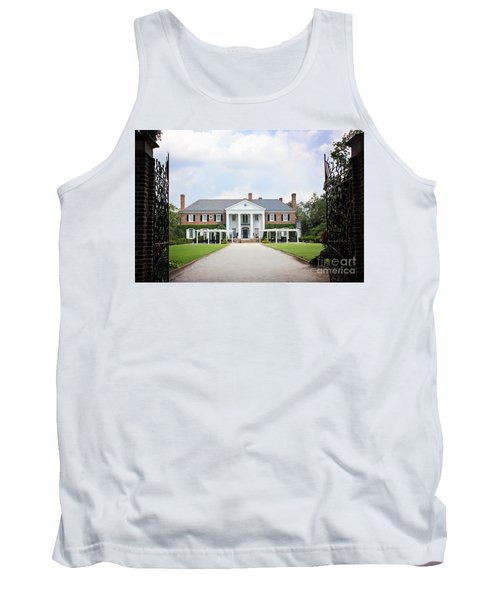 Home At Boone Hall Tank Top