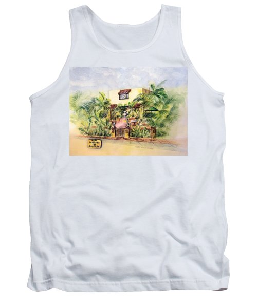 Home On Belmont Shore Tank Top