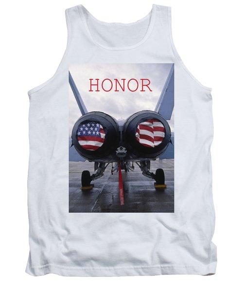 Honor Tank Top