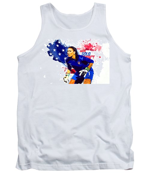 Hope Solo Tank Top